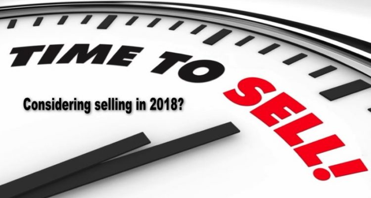 It's Not Too Late To Sell Your Property By December 31, 2018!