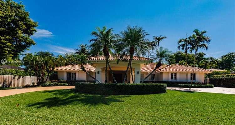 Pinecrest Florida Home