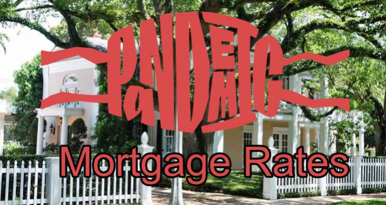 Mortgage Rates Hit All-Time Low At 3.23%